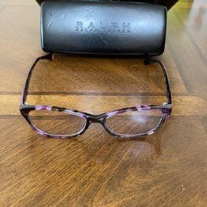 #1004 Ralph Lauren glasses.